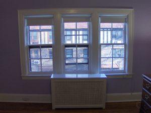 Réz ablakkilincs