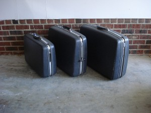 Minőségi bőröndszett