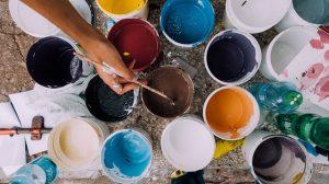 Különleges festékek