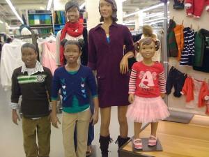 Gyerekruha többféle méretben