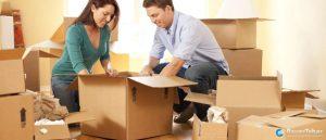 Költöztetés segítséggel
